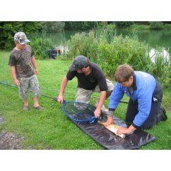 06.08.08 Training Day Fish Handling