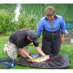 06.08.08 Training Day Fish Handling2