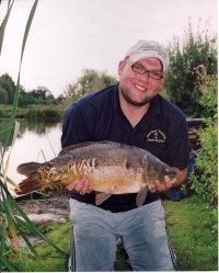 daniel brydon, qualified paa angling coach